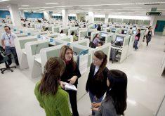 Empresa abriu Centro de Treinamento em Fortaleza (FOTO: Divulgação/Contax)