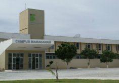 O campus Maracanaú é um dos que estão com vagas abertas (FOTO: Divulgação)