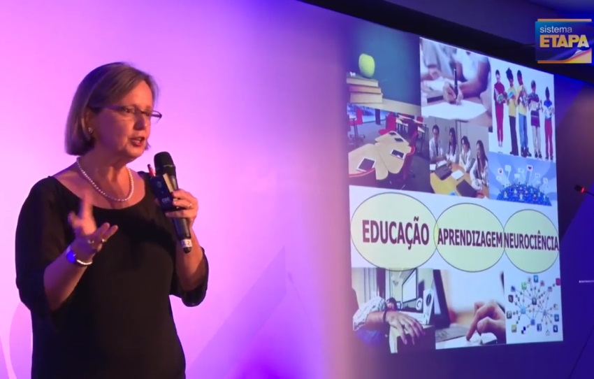 Palestra que alia neurociência e educação acontece em Fortaleza