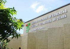 Fachada do IFCE Campus Fortaleza