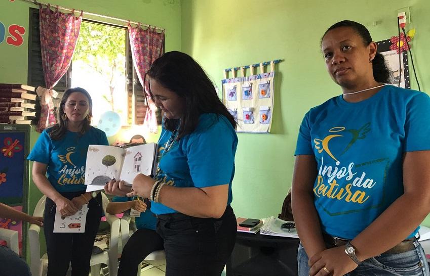 """Projeto de incentivo à leitura promove concurso de """"Foto Escrita"""" em municípios do Ceará"""