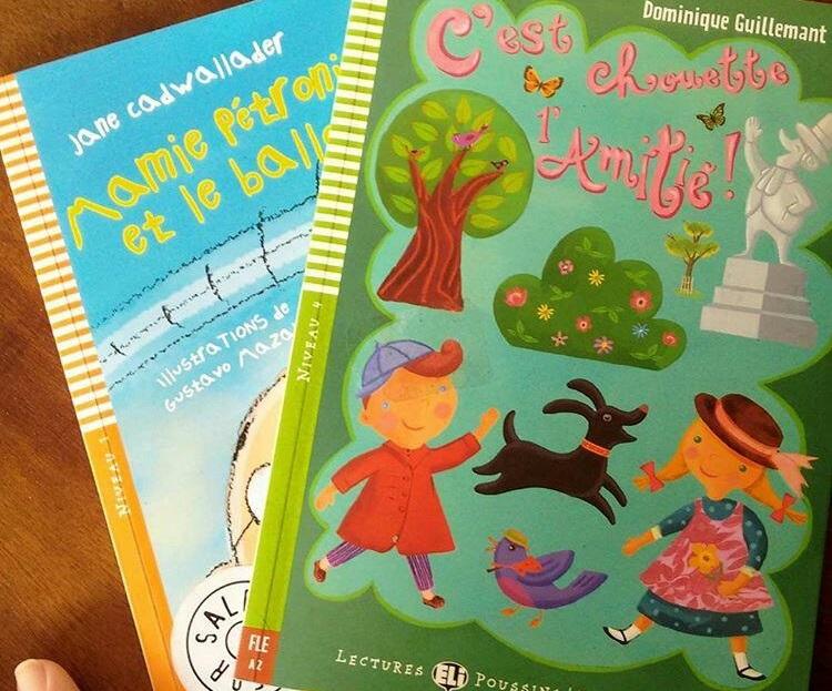 #TribunaTestou: Livros infantis ajudam no aprofundamento do idioma