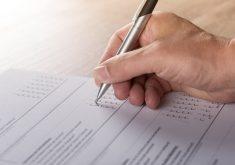 Concurso para auditor fiscal terá prova objetiva. (Foto: Pexels)