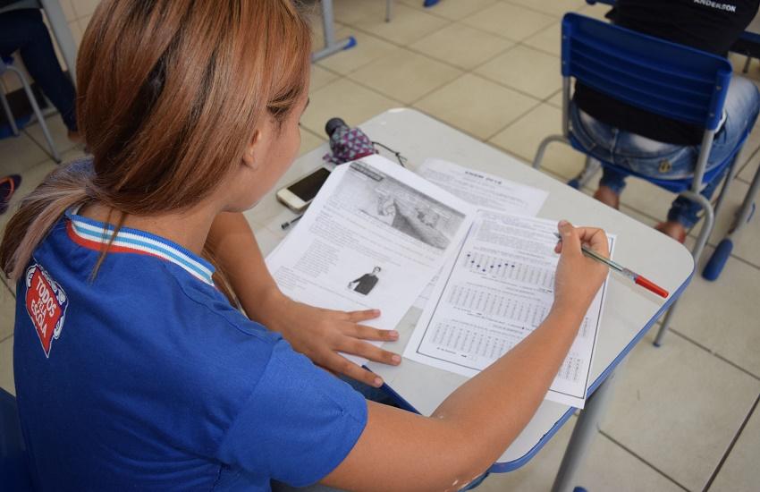 No Ceará, 365 mil pessoas devem fazer a prova do Enem 2017