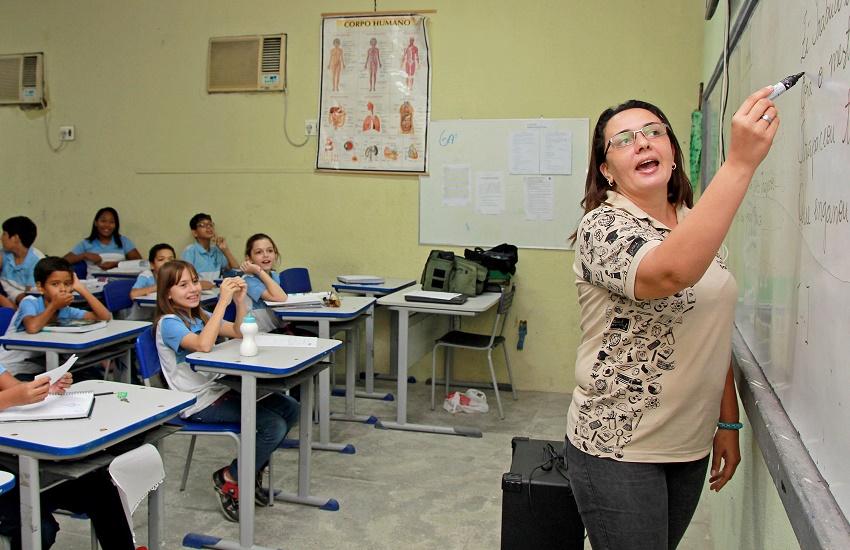 Inscrições para professor substituto em Fortaleza se encerram dia 15 de outubro