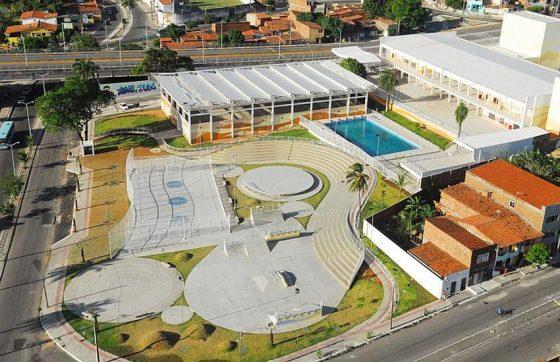 No Cuca Barra são ofertadas 140 vagas para cursos e 135 para práticas esportivas (FOTO: Divulgação)