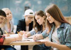 Alunos sala de aula em referência a seleção de tutor do IFCE
