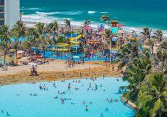 Parque Aquático Beach Park em referência a vagas de emprego abertas