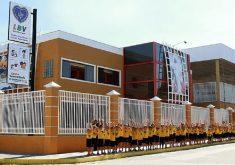 Fachada do LBV em Fortaleza em referência as vagas de emprego disponíveis