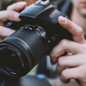 O curso de Fotografia está na categoria de Artes das formações do Senac (FOTO: Freepik)