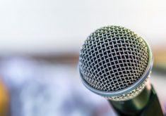 Microfone em referência a Coral do IFCE abre seleção para novas vozes; inscrições vão até dia 10 de agosto