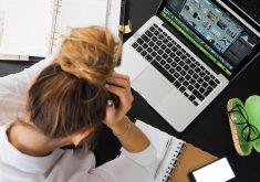 Frustração no trabalho pode prejudicar vida pessoal. (Foto: Pexels)