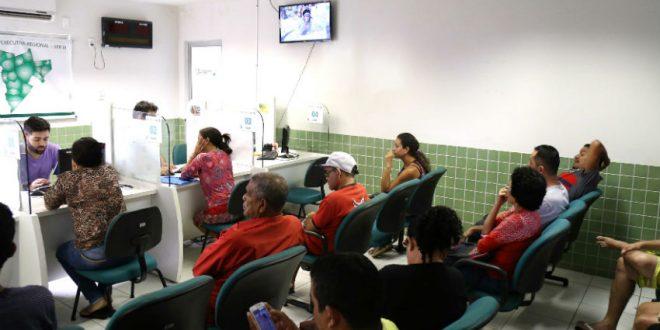 Sine oferta mais de 350 vagas de trabalho em Fortaleza