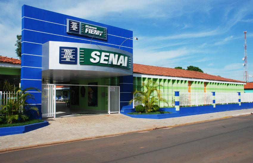 Senai Ceará oferta cursos EAD para Fortaleza, Maracanaú e Sobral