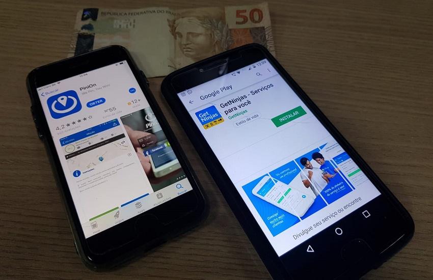 Saiba como ganhar dinheiro vendendo roupas usadas, cursos, fotos e serviços pelo celular