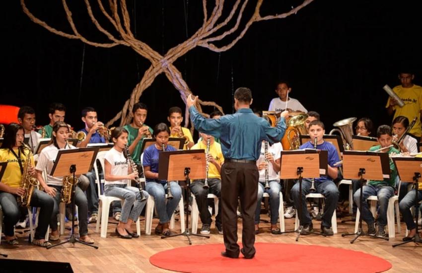Orquestra Contemporânea Brasileira seleciona bolsistas