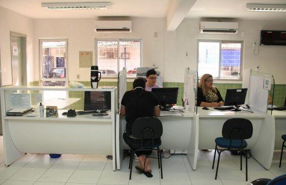 Os interessados devem comparecer em uma das unidades do Sine Municipal com RG, CPF, carteira de trabalho, comprovante de endereço, de escolaridade e de cursos realizados (FOTO: Divulgação/ SDE)