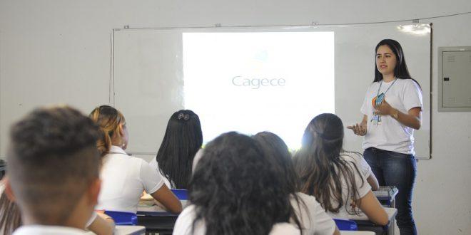 Cagece oferece 112 vagas de cursos profissionalizantes em fevereiro