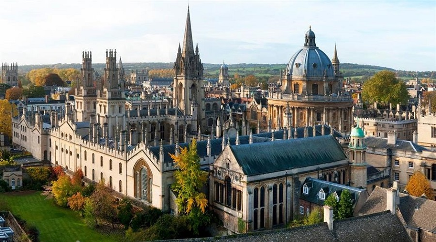 Universidade de Oxford