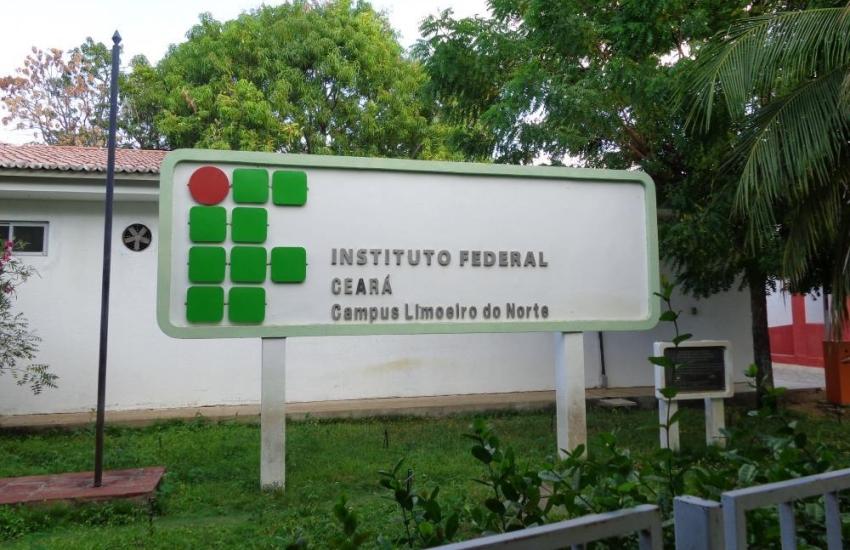 IFCE Limoeiro realiza seleção para professores substitutos