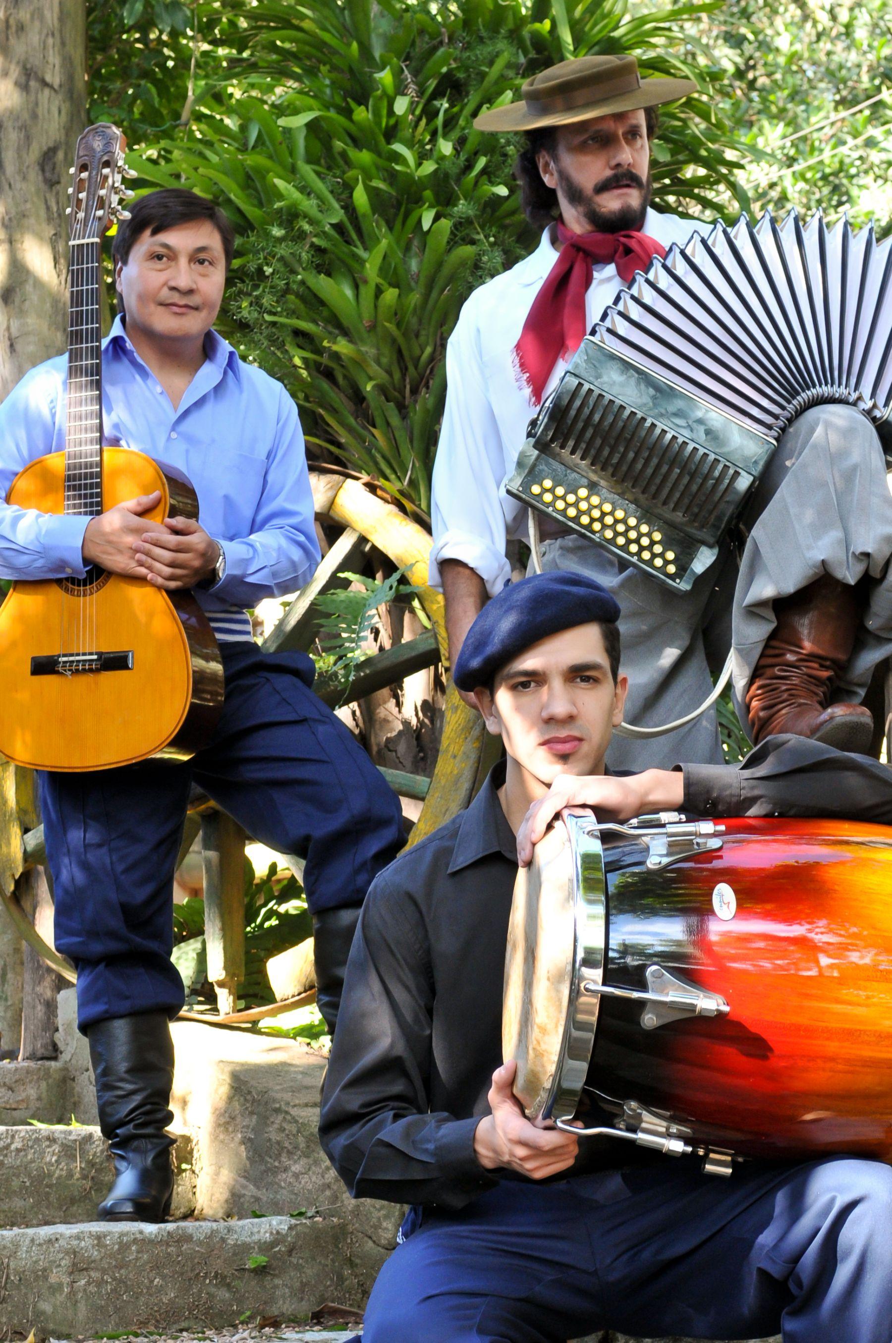 Gilberto Monteiro e grupo
