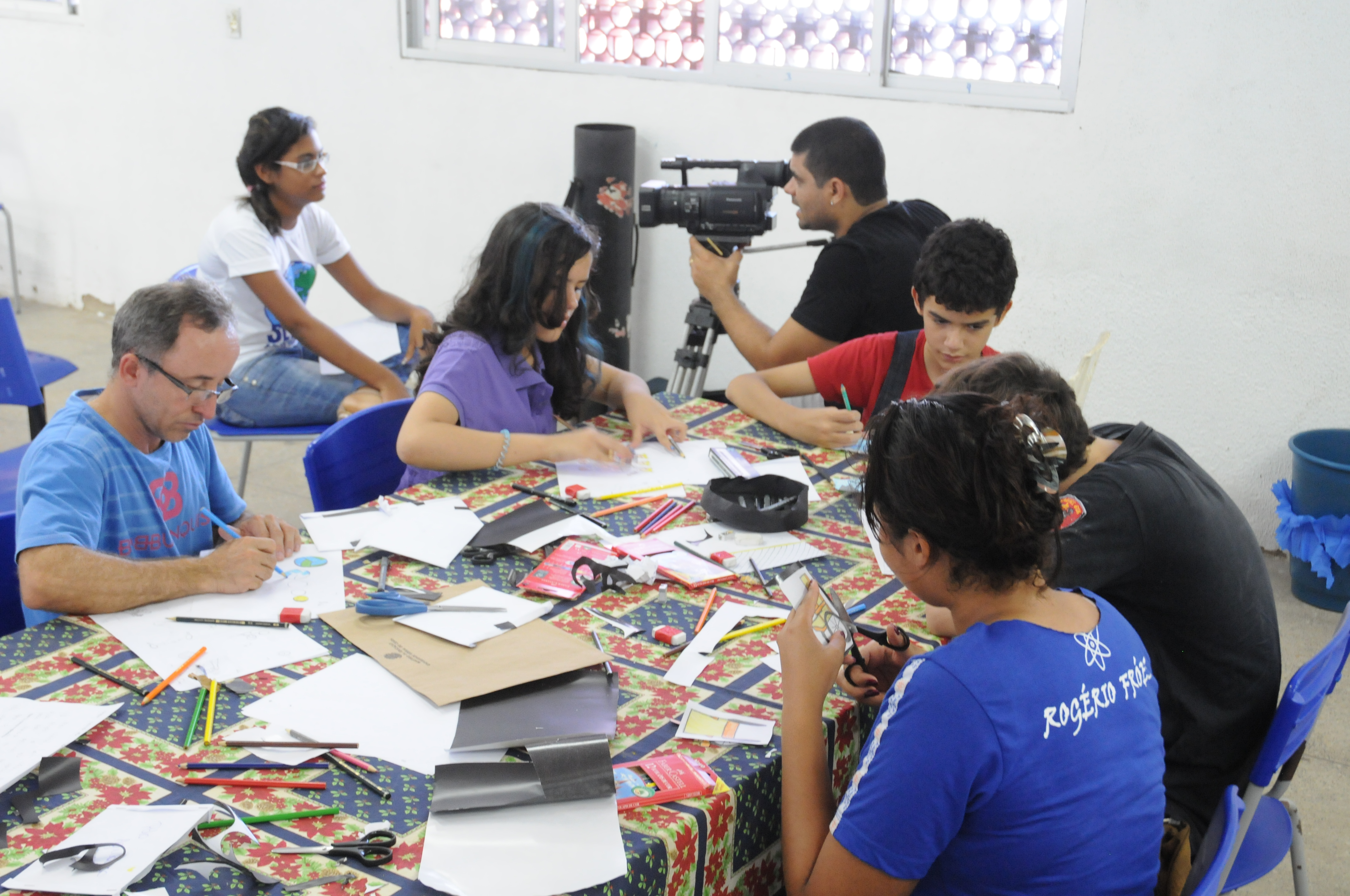O Cine Ceará Itinerante é realizado pela Associação Cultural Cine Ceará (FOTO: Divulgação)