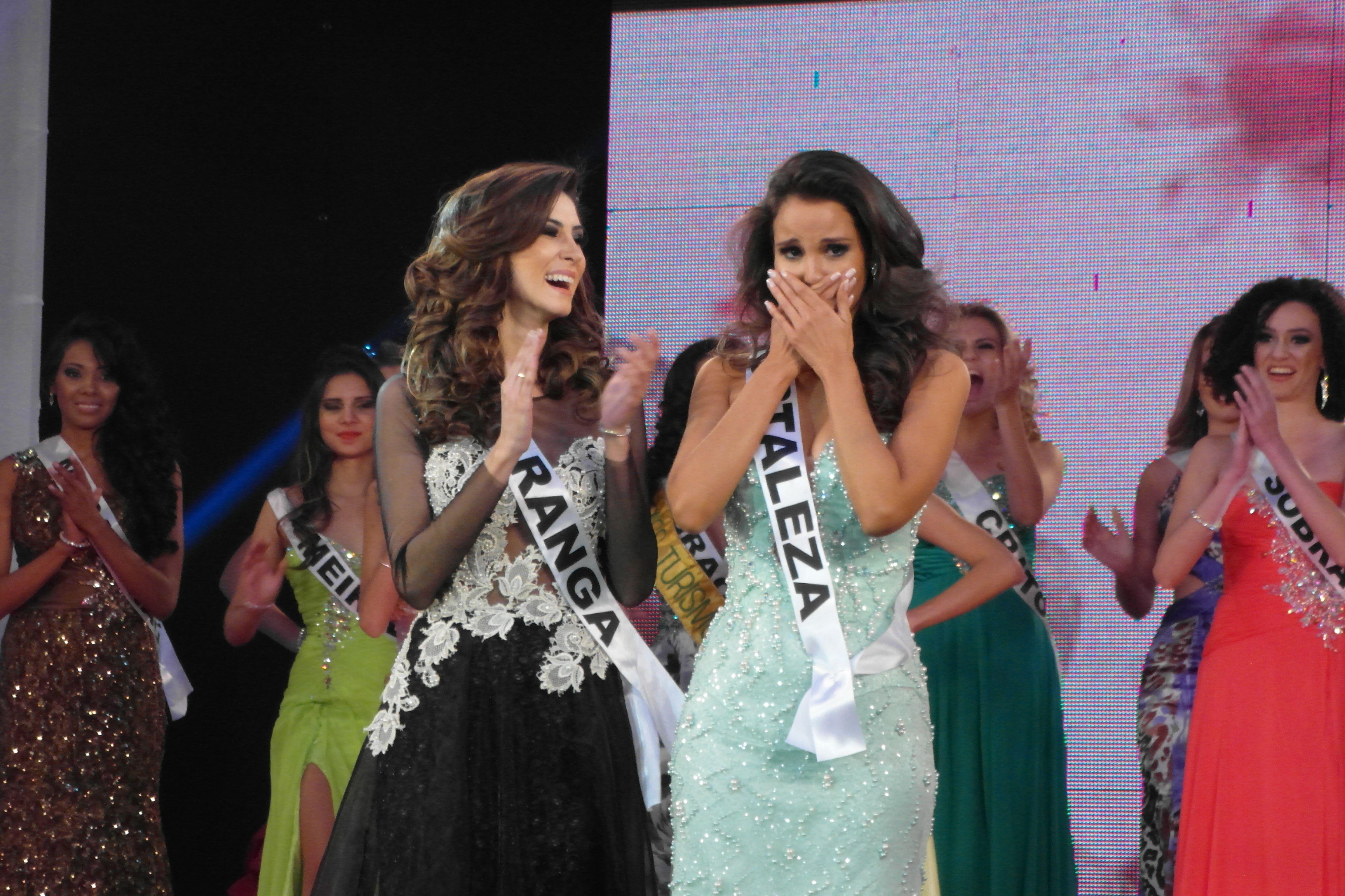 Em 2013, Mariana Vasconcelos ficou com o título (FOTO: Divulgação/ Coordenação Miss Ceará)
