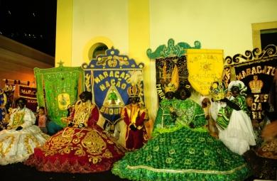 Criado oficialmente pela Lei Municipal de 1984, o Dia do Maracatu é comemorado no dia 25 de março (Foto: Nely Rosa)