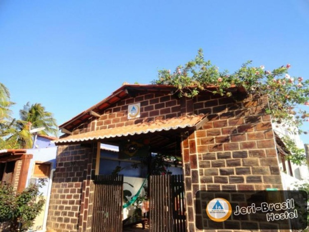 No Ceará, o Hostel Jeri Brasil é o único albergue participante. (FOTO: Divulgação)