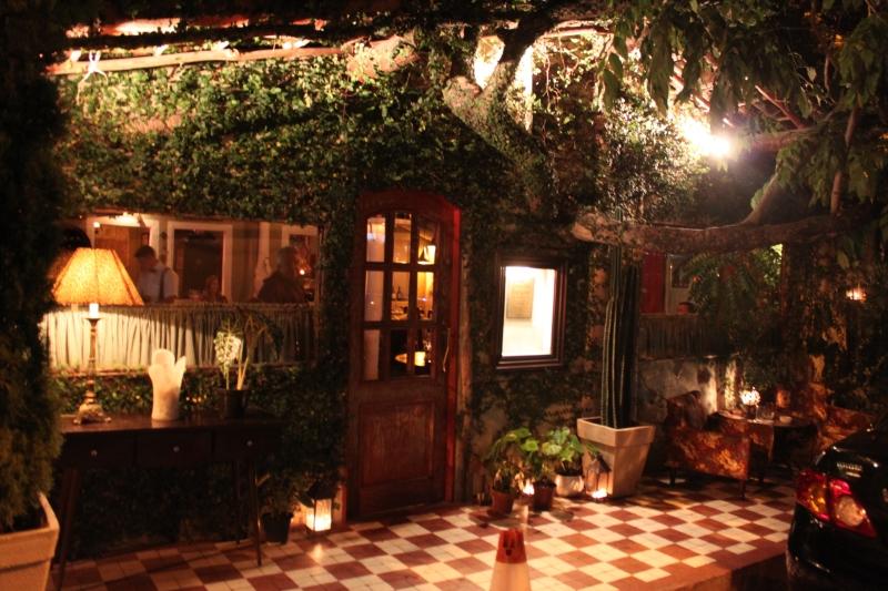 Requinte e criatividade no restaurante Moranga (FOTO: Divulgação)