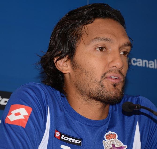 Abel Aguilar - Colômbia
