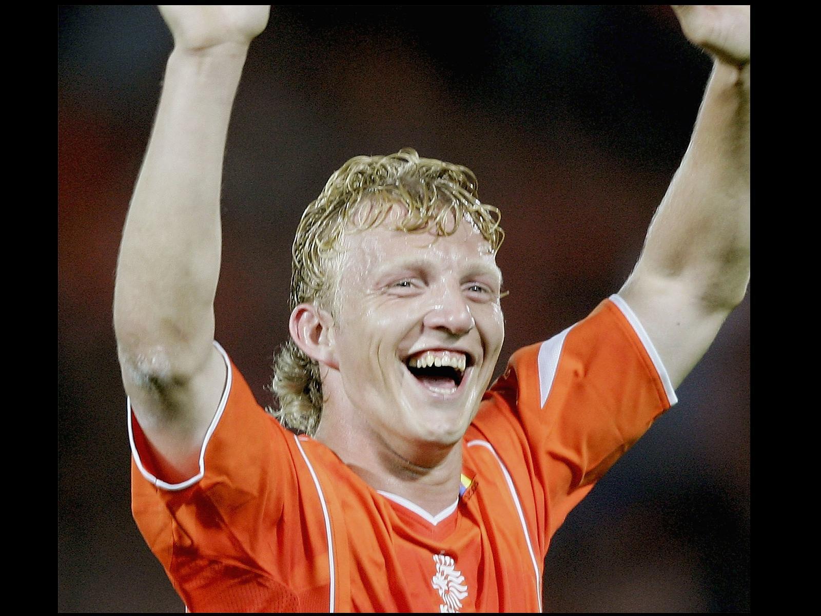 Dirk Kuyt - Holanda