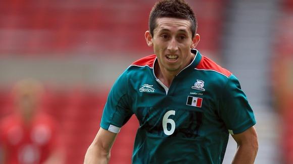 Hector Herrera - México