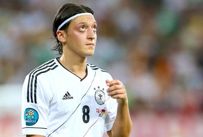 Mesut Ozil - Alemanha
