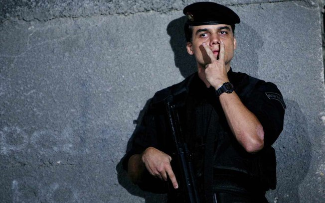 Tropa de Elite (2007) de José Padilha