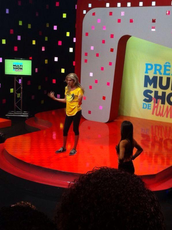 Cearense vence Prêmio Multishow de Humor