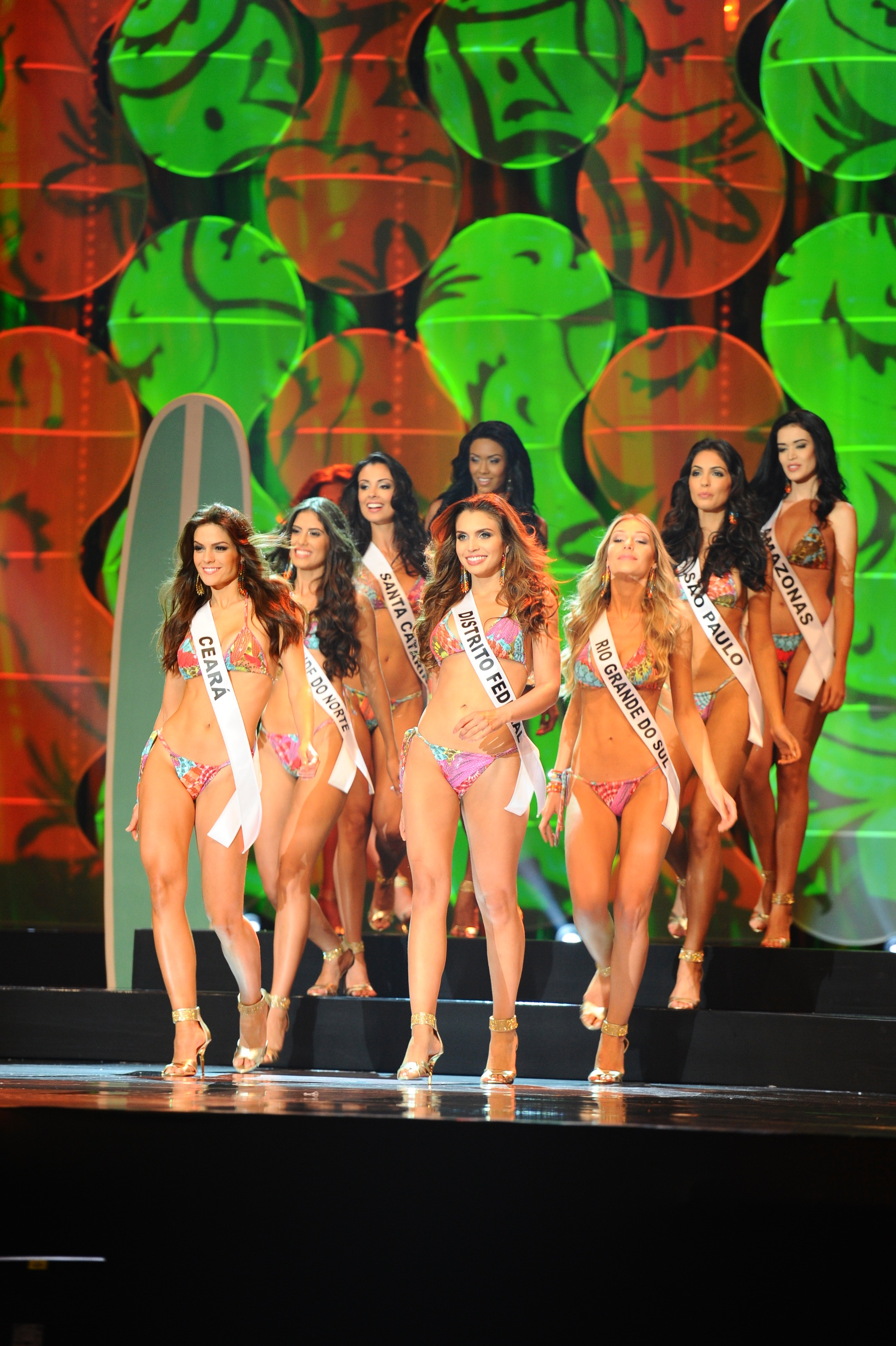 Miss Ceará Melissa Gurgel é eleita Miss Brasil