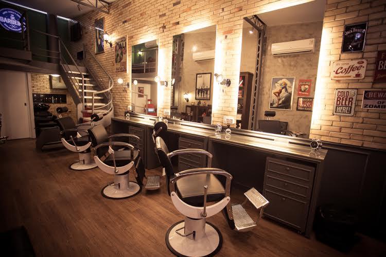 Barbearias apostam em novos conceitos para atrair homem moderno