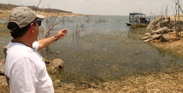 História de cidade submersa por açude no Ceará ganha documentário em Nova York