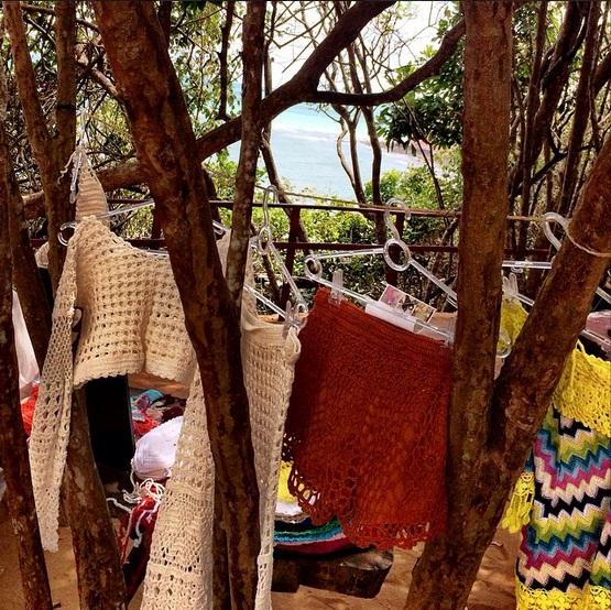 Biquínis de crochê cearenses fazem sucesso pelo Brasil