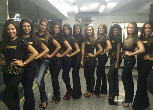 Miss Fortaleza 2015 (Foto: Lucas Matos/Tribuna do Ceará)