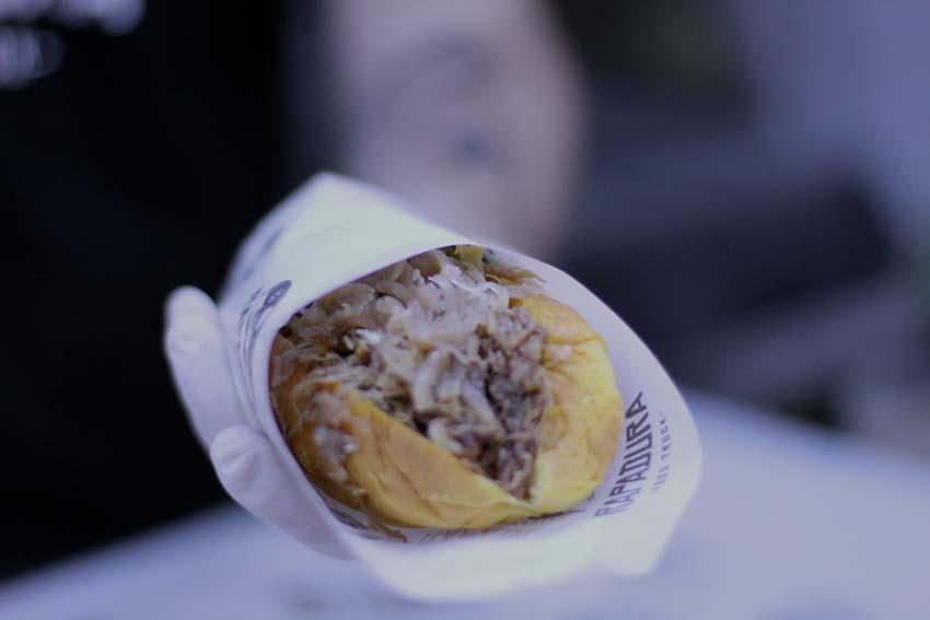 O sabor do Nordeste no food truck