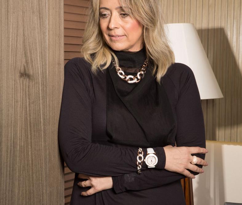 Andréa Fialho (Consultora de Moda)