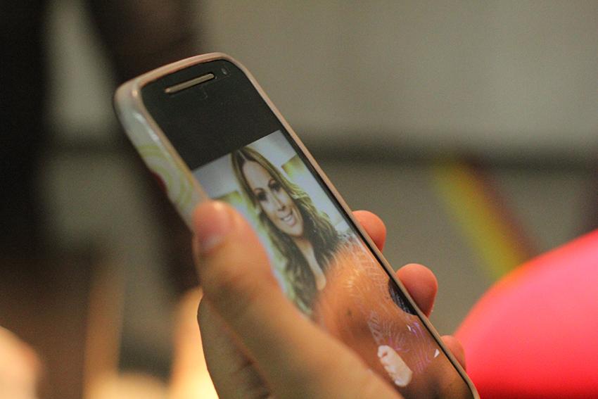 Dr Rey analisou fotos de famosas cearenses (FOTO: Fernanda Moura/ Tribuna do Ceará)