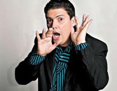 Alex Nogueira se apresenta nesta terça-feira, às 18h30 (Foto: Divulgação)