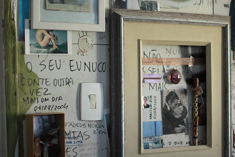 CASA INTERVENÇÃO POR: CLAUDIA SAMPAIO