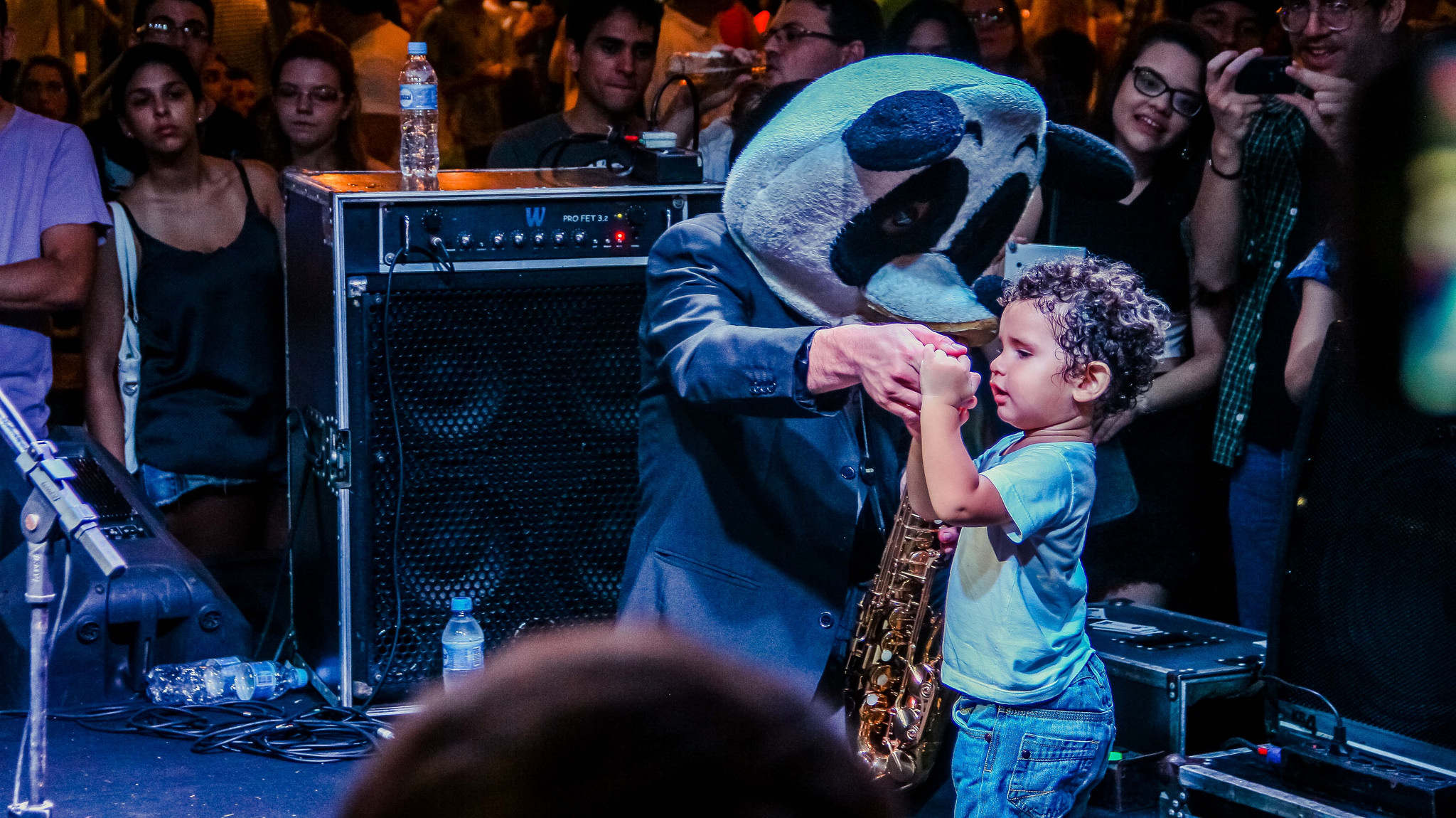 Sax in the Beats (Foto: Regys Lima)
