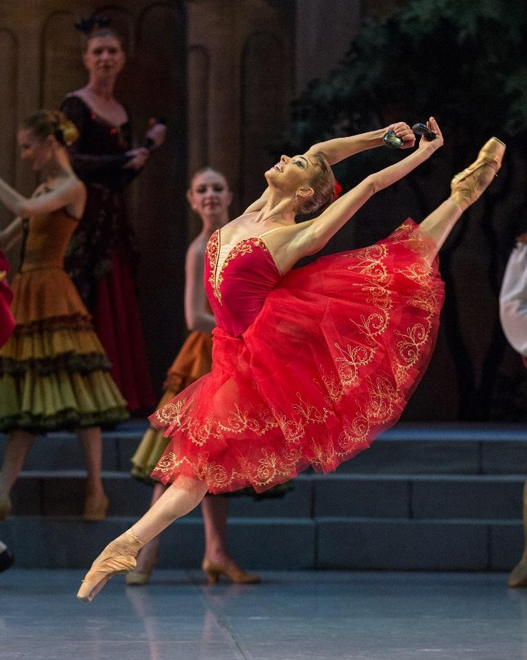 No espetáculo, é apresentado um novo formato de Ballet clássico (FOTO: Divulgação)