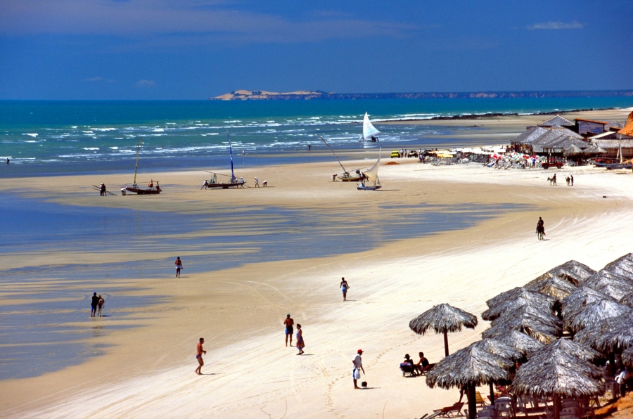 Quanto custa viajar de ônibus para os destinos turísticos do Ceará?