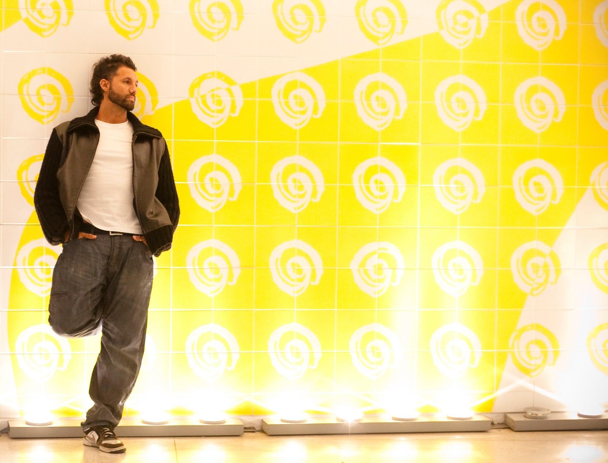 Octávio Nassur é especializado em Hip Hop em Los Angeles e Barcelona (FOTO: Reprodução)